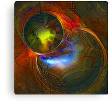 Morphing Canvas Print