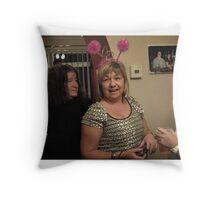 Judith Throw Pillow