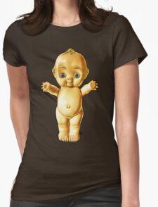 Kewpie! Womens Fitted T-Shirt