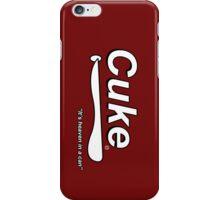 Cuke iPhone Case/Skin