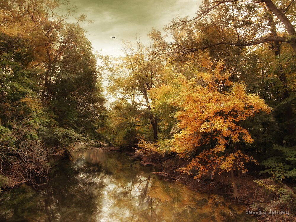 Autumn's Allure by Jessica Jenney
