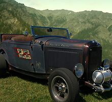 1932 Ford Roadster Gasser by TeeMack