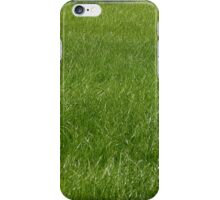 Green Grassy Grass iPhone Case/Skin