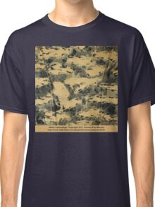 Water Camouflage  Classic T-Shirt
