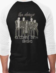 we are the strays Men's Baseball ¾ T-Shirt