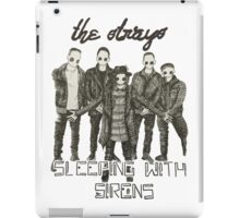 we are the strays iPad Case/Skin