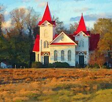 Pisgah Church by suzannem73