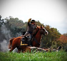 The Civil War Reenactor-1140 by Michael Byerley