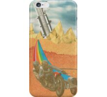 Traveling At The Speed Of... iPhone Case/Skin