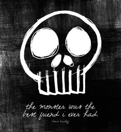Boris Karloff Sticker