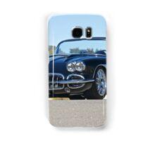 1958 Corvette Roadster 'On Location' II Samsung Galaxy Case/Skin