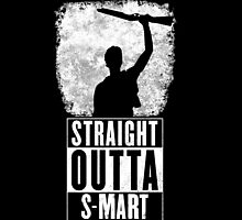 Straight Outta S-Mart by OxMann