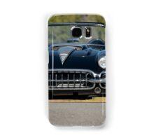 1958 Corvette Roadster 'On Location' III Samsung Galaxy Case/Skin
