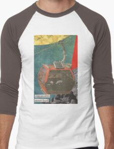 Visitors With Street-Food Men's Baseball ¾ T-Shirt