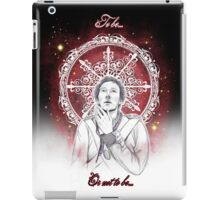 To be or not to be iPad Case/Skin