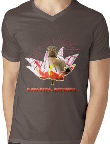 Namaste, Bitches! Mens V-Neck T-Shirt