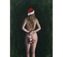 Ho! Ho! Ho! Photographic Print