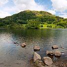 Rydal Water Rocks by John Hare