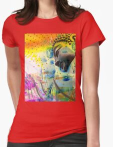 From My Mind To Yours Womens Fitted T-Shirt