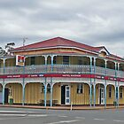Hotel Radnor, Blackbutt, Queensland, Australia by Margaret  Hyde