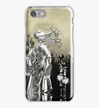 The Cthulhu Crush II iPhone Case/Skin