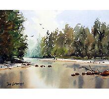 Grose River, Yarramundi, NSW Photographic Print