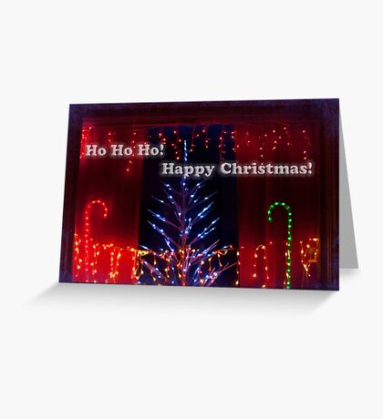 Happy Christmas! Greeting Card