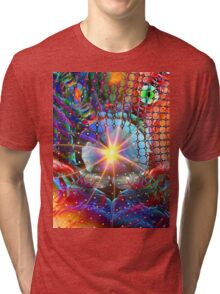 Plasticine Dream Tri-blend T-Shirt