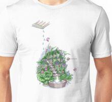 Flowform Edible Station Garden Unisex T-Shirt