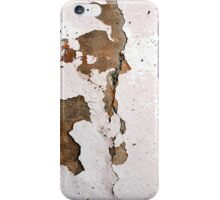 Cracked Dirty Stone Wall iPhone Case/Skin