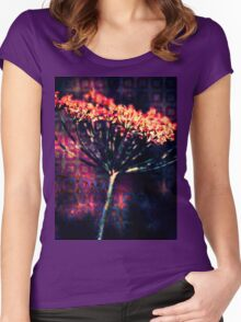 Spring Now, Please. Women's Fitted Scoop T-Shirt