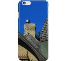 House Windows and Turret iPhone Case/Skin