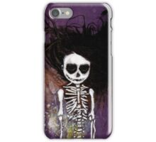 骸骨 壱 iPhone Case/Skin