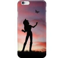 Butterfly Surprise iPhone Case/Skin