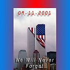 9-11 Memorial iPhone 4 case by Warren Paul Harris