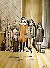Friends Of Little Johnny  by John Dicandia ( JinnDoW )
