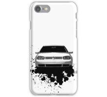 MK4 Golf Front iPhone Case/Skin