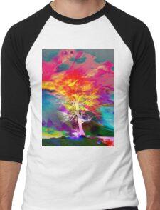 One Tree Thrice - DOS Men's Baseball ¾ T-Shirt