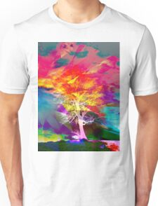 One Tree Thrice - DOS Unisex T-Shirt