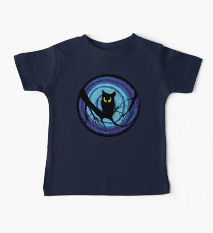 time for child stories: the EVIL OWL Baby Tee