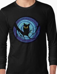 time for child stories: the EVIL OWL Long Sleeve T-Shirt