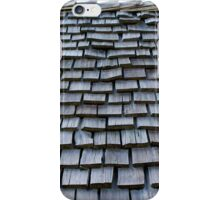 Cedar Shingles (iPhone & iPod case) iPhone Case/Skin