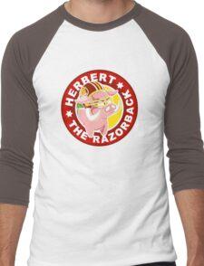 Sunnydale Herbert Men's Baseball ¾ T-Shirt