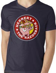 Sunnydale Herbert Mens V-Neck T-Shirt