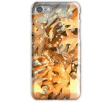 Dried leaves iPhone case iPhone Case/Skin