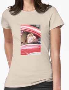 Marilyn Monroe iPhone Case Womens Fitted T-Shirt