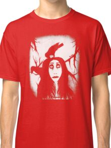 Her eyes so innocent... on hallowed ground. Classic T-Shirt