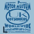 uk cotswolds logo by rogers bros tshirts by ukgb