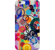 Brazil Art Colorful iPhone Case/Skin