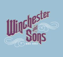 Winchester and Sons (Ladies) by mannypdesign